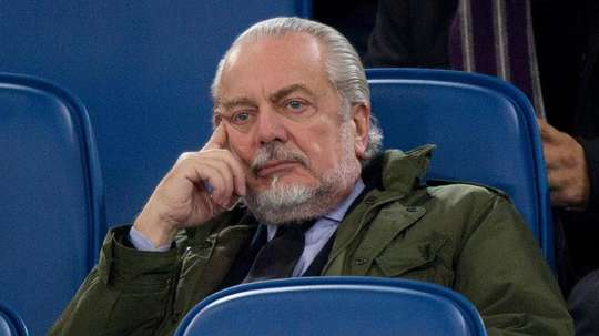 De Laurentiis would have called Ancelotti back had he been free. EFE