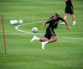 Mariano hopes he will be given the opportunity to play by Zidane. EFE