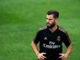 Fin de la relation entre Nacho et le Real Madrid. EFE