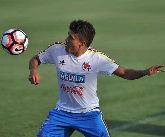 Roa habló sobre su fichaje por Independiente. EFE