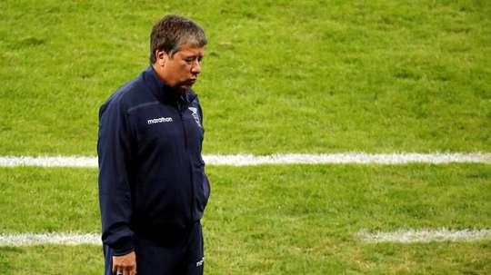 'Bolillo' Gómez acatará la decisión que tome la Federación. EFE/PauloFonseca