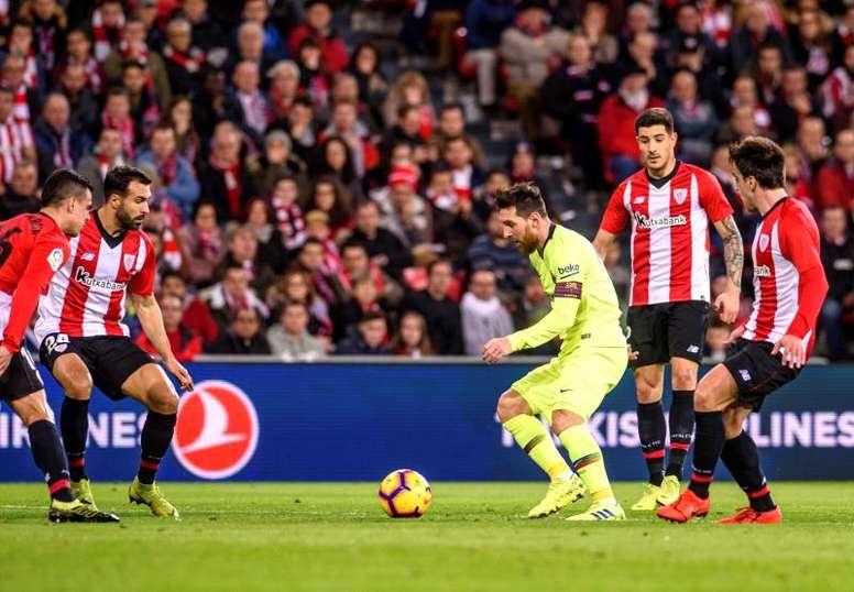 Messi. EFE