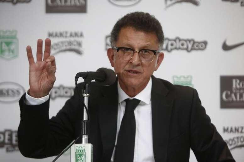 Osorio, señalado. EFE