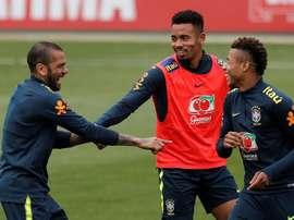 Brasil no sólo ganó el trofeo: los datos reafirman su éxito. EFE/Antonio Lacerda