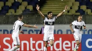 Olimpia, Cerro Porteño y Libertad hacen pleno antes de volver a la Libertadores. EFE