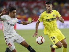 Pedraza llegará cedido con opción de compra al Betis. EFE