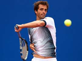 El tenista español Albert Ramos. EFE/Alejandro García/Archivo