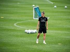 Zinédine Zidane est revenu lundi sur le transfert attendu de Gareth Bale. EFE