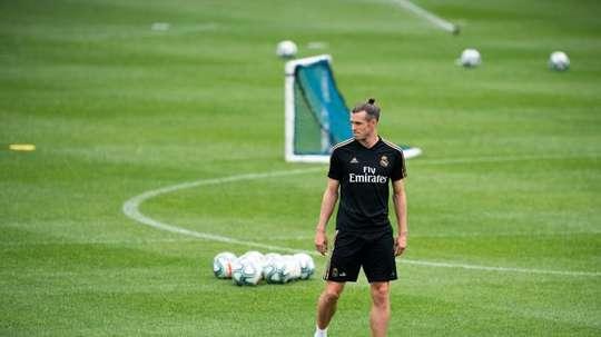 Gareth Bale pourrait être tenté par la Chine. EFE/Johany Jutras/Archivo