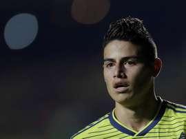 James Rodríguez deverá ser o próximo na lista da 'operação saída'. EFE
