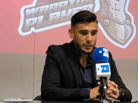 Salvio aterrizó en Argentina para fichar por Boca. EFE