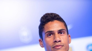 Varane assure que l'équipe va se remettre au travail pour oublier ce faux pas. EFE