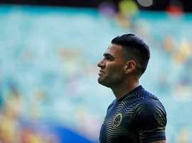 Falcao reconoció contactos con otros clubes, pero volverá a Mónaco. EFE