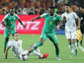 Campeonato Africano das Nações, com eliminatórias adiadas. EFE/KHALED ELFIQI