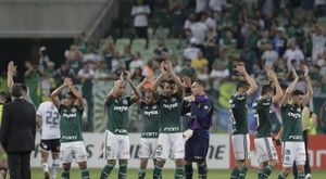 Palmeiras ya sabe lo que es perder y el 'Flu' se hunde. EFE/Sebastião Moreira/Archivo