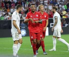 Tolisso, o queridinho da Inter. EFE/Jorge Campos