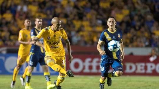Luis Rodríguez analizó la actualidad de Tigres. EFE/Miguel Sierra