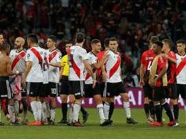 Cruzeiro e River empatam sem gols na Argentina. EFE/Hedeson Alves/Archivo