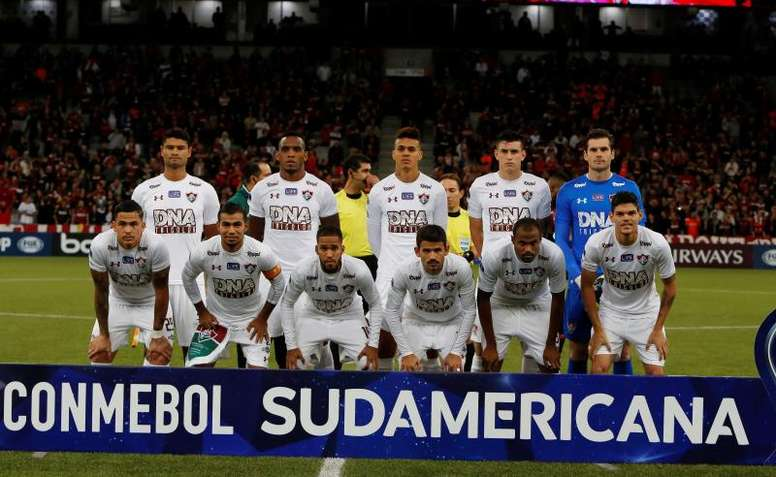 Fluminense viaja a Uruguay sin Joao Pedro. EFE/Hedeson Alves/Archivo