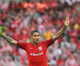 Guerrero ligou para Gareca quatro vezes para não ser convocado. EFE/Silvio Ávila/Archivo