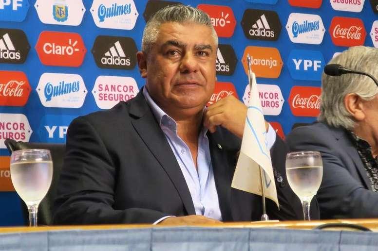 Tapia habló sobre el retorno de Messi. EFE/Archivo