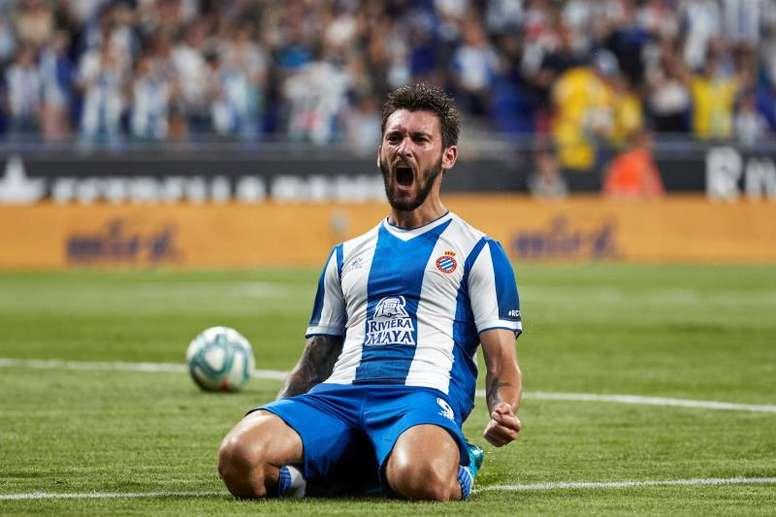 El Espanyol quiere avanzar hacia la Fase de Grupos. EFE