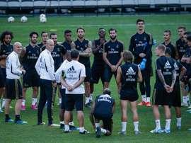 Le Real Madrid doit sceller plusieurs départs. EFE