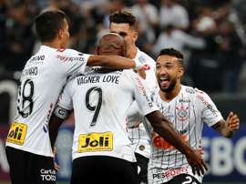 Corinthians tem pressa para buscar um atacante veloz. EFE/Paulo Whitaker