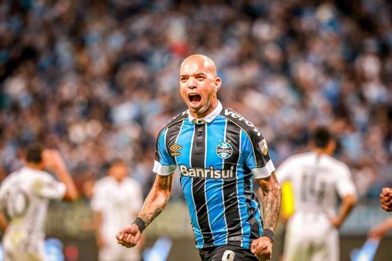 Tardelli négocie son retour à l'Atlético Mineiro. EFE