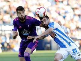 Néstor Araujo quiere asentarse en el fútbol español. EFE