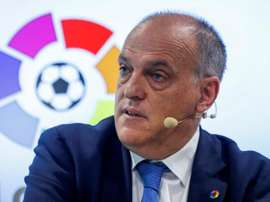 Madrid responded to Tebas. EFE