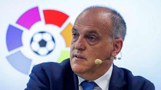 Madrid responded to Tebas. EFE