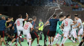 España se ha proclamado campeona de Europa Sub 19. EFE