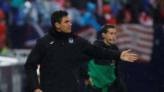 Le trio de bonnes nouvelles pour Pellegrino avant le derby. EFE