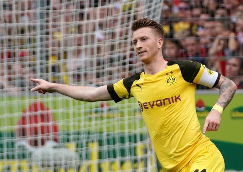 Reus no quiere seguir ligado al fútbol tras su retirada. EFE/RONALD WITTEK/Archivo
