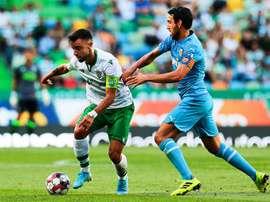 La Supercoupe du Portugal, dernier match pour Bruno Fernandes ? EFE
