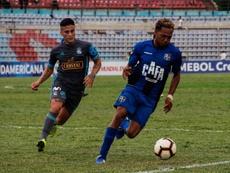 Zulia ganó 1-0 en la ida, resultado que defenderá con uñas y dientes en Lima. EFE