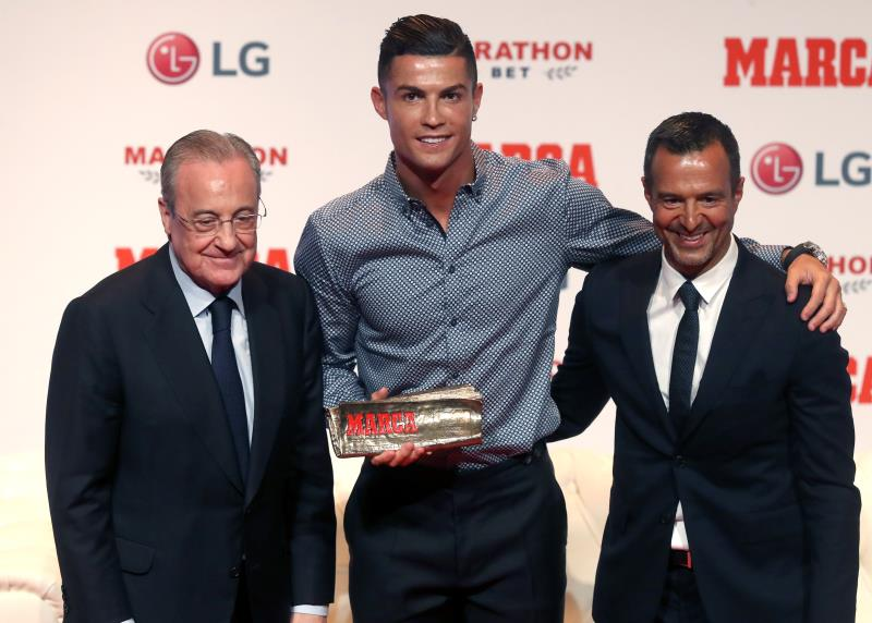 Cristiano Ronaldo s'exprime sur Neymar — PSG