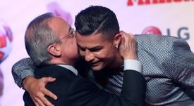 Real Madrid could be back at Real Madrid. EFE