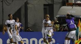 Olimpia recupera el liderato y Guaraní ya no es último. EFE/Andrés Cristaldo/Archivo