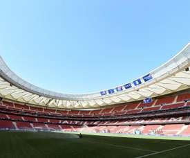 Les trois prochaines finales de la Ligue des Champions désignées le 24 septembre. EFE/Archivo