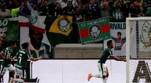 Prováveis escalações de Vasco e Palmeiras. EFE