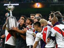 Les quarts de finale de Copa Libertadores 2019. EFE