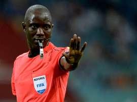 Hubo un tremendo lío en la final de la Champions africana. EFE