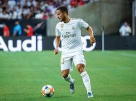 Kick-off time and TV coverage of Salzburg v Real Madrid. EFE