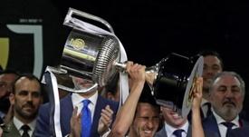 La RFEF aprobó los nuevos formatos de Copa del Rey y la Supercopa. EFE/Archivo