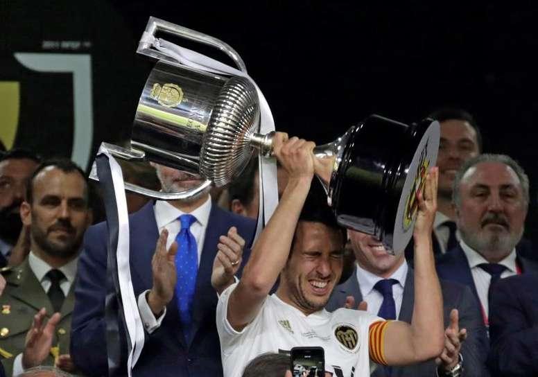 El Valencia se adueñó de la Copa 2018-19. EFE