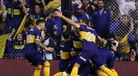 Boca Juniors advance, Flamengo complete comeback. EFE