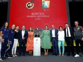 Iberdrola amplía su lazo con el fútbol femenino hasta 2025. EFE/RFEF/EidanRubio