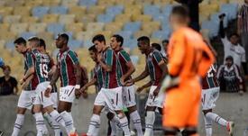 Fluminense sorprendió a Internacional. EFE